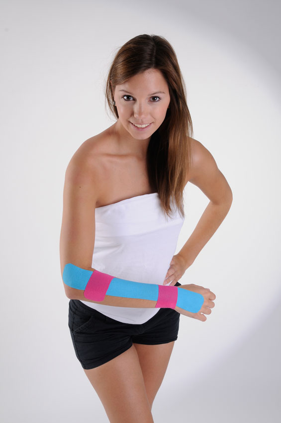 Kinesio Taping Arm